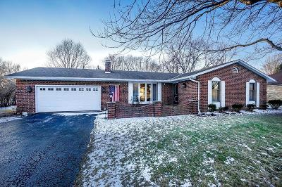 Findlay Single Family Home For Sale: 526 Bright Rd