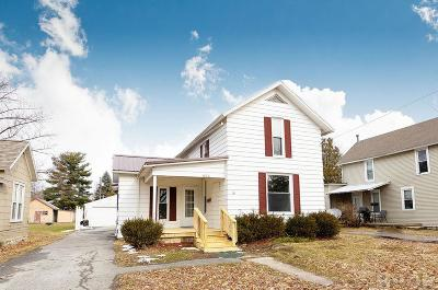 Findlay Single Family Home For Sale: 630 Center St