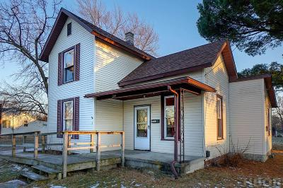 Findlay Single Family Home For Sale: 407 E Foulke Ave