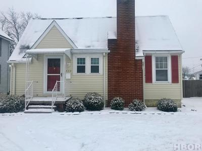Findlay Single Family Home For Sale: 422 Carnahan Ave