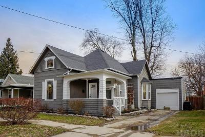 Findlay Single Family Home For Sale: 509 Clinton St