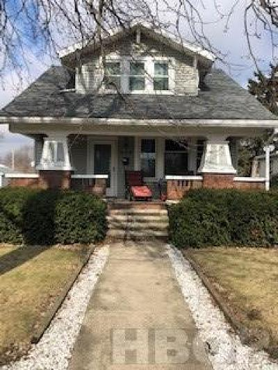 Findlay Single Family Home For Sale: 538 W Lima St
