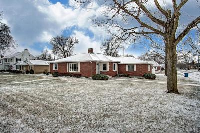 Findlay Single Family Home For Sale: 1631 Grant Blvd