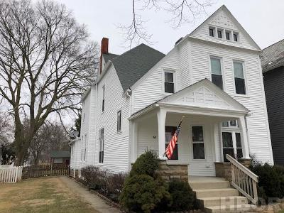 Tiffin Multi Family Home For Sale: 65 - 65 1/2 Main Street