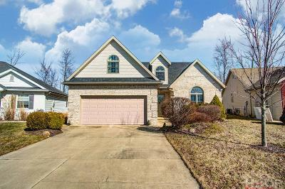 Findlay Single Family Home For Sale: 1560 Plum Creek Dr