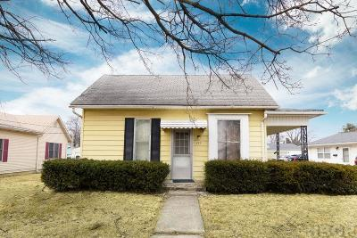Findlay Single Family Home For Sale: 322 Midland Ave