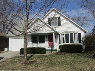 Findlay Single Family Home For Sale: 232 E Wallace