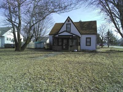 Single Family Home For Sale: 1000 Ebersole Blvd.
