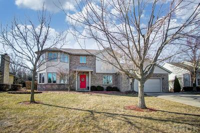 Findlay Single Family Home For Sale: 2209 Lone Tree Dr