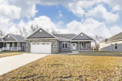 Findlay Single Family Home For Sale: 16187 Sugar Maple Ct