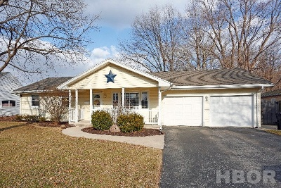 Findlay Single Family Home For Sale: 1815 Eastview Dr.