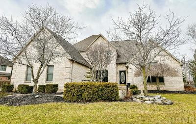 Findlay Single Family Home For Sale: 640 Meadowview Dr
