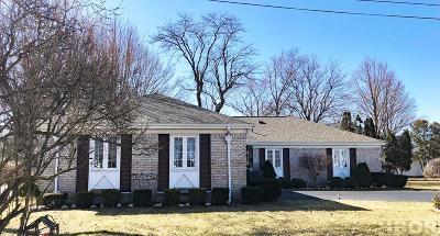 Fostoria Single Family Home For Sale: 537 W Jackson