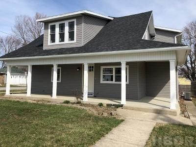 Findlay Single Family Home For Sale: 212 W McPherson Ave