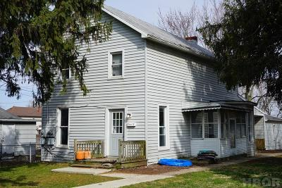 Findlay OH Multi Family Home For Sale: $83,900