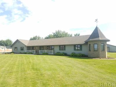 Tiffin Single Family Home For Sale: 750 Township Road 1172