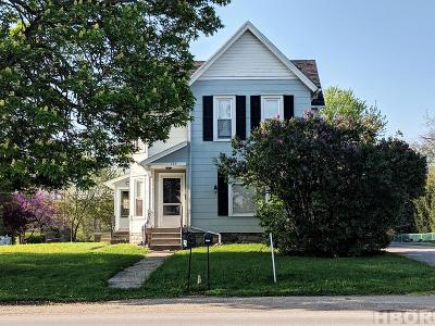 Fostoria Multi Family Home For Sale: 723 Van Buren St.