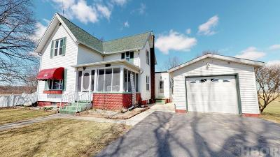 Fostoria Single Family Home For Sale: 1790 Eagleville Road