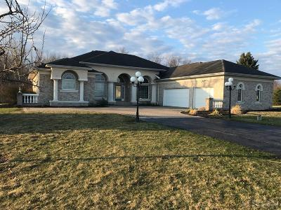 Single Family Home For Sale: 5271 St Rt 12
