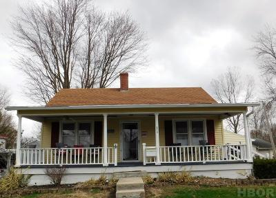 Bluffton Single Family Home For Sale: 373 Cherry St