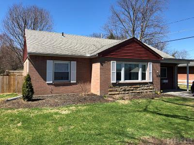 Findlay Single Family Home For Sale: 1416 Graceland Ave