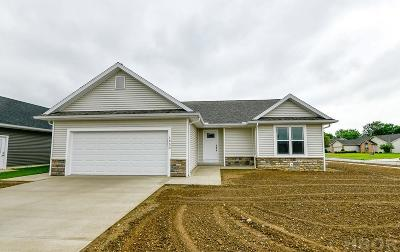 Findlay Single Family Home For Sale: 1250 Ithica Ct