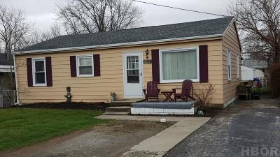 Findlay OH Single Family Home For Sale: $86,000