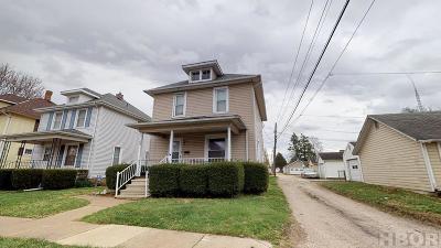 Tiffin Single Family Home For Sale: 68 Oak