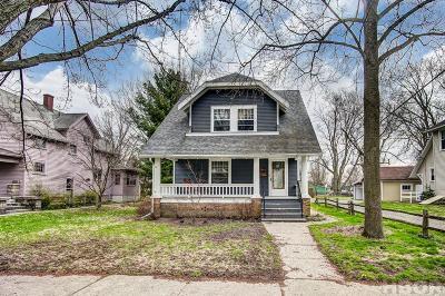Findlay Single Family Home For Sale: 1017 Washington Ave