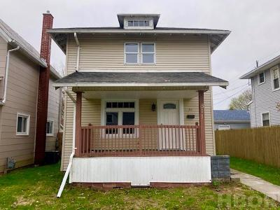 Fostoria Single Family Home For Sale: 311 W Jackson