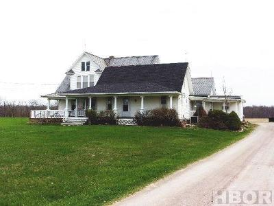 Bluffton Multi Family Home For Sale: 4421 State Rt 103