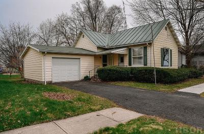 Rawson Single Family Home For Sale: 215 N Main St