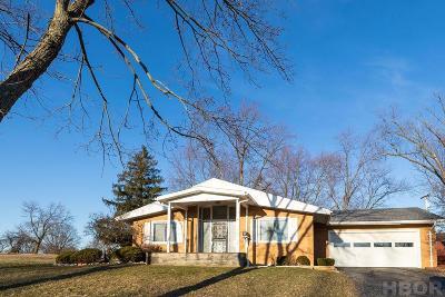 Single Family Home For Sale: 2613 Beecher St