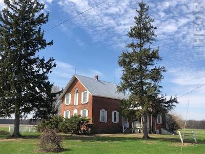 Rawson Single Family Home For Sale: 16684 State Rt 698