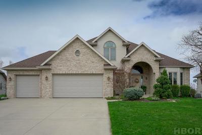 Findlay Single Family Home For Sale: 8531 Tawa Creek Dr