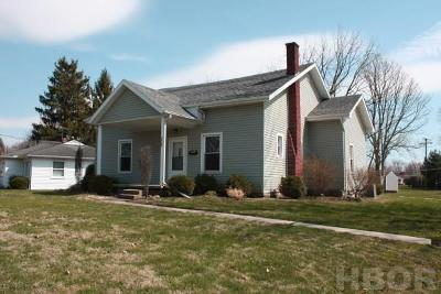 Findlay Single Family Home For Sale: 1415 Tiffin Ave.