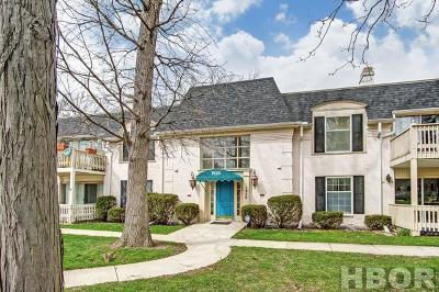 Findlay Condo/Townhouse For Sale: 1920 Queenswood Dr., Unit L