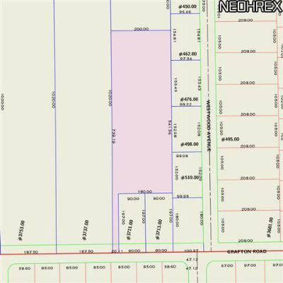 Residential Lots & Land For Sale: Grafton Rd