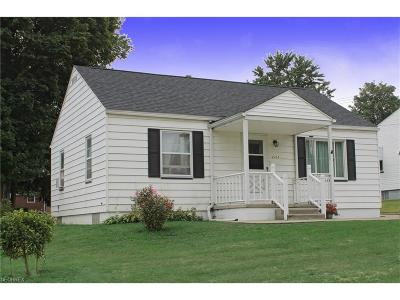 Poland Single Family Home For Sale: 2323 West Manor Ave