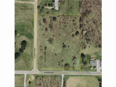 Residential Lots & Land For Sale: 10101 Garver Rd