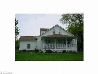 North Bloomfield Single Family Home For Sale: 9575 State Rt 45