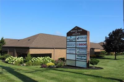 Stark County Commercial For Sale: 885 South Sawburg Rd #101