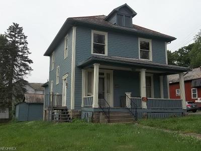 Zanesville Single Family Home For Sale: 1532 Ridge Ave
