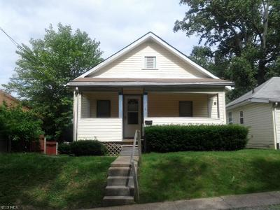 Zanesville Single Family Home For Sale: 516 Luck Ave