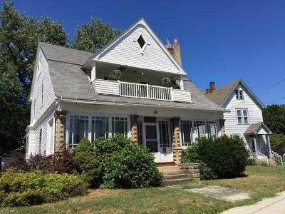 Stark County Multi Family Home For Sale: 716 Cherry Rd Northeast