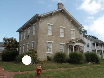 Morgan County Single Family Home For Sale: 315 East Bell Ave