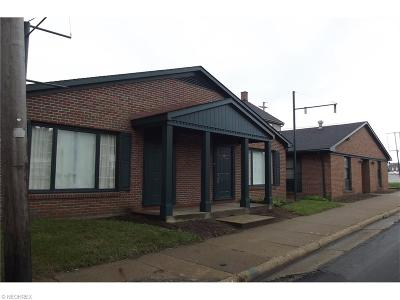Stark County Commercial For Sale: 1516 West State St