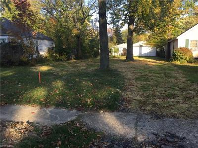 Eastlake Residential Lots & Land For Sale: 1257 East 332nd St