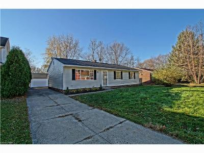Single Family Home Sold: 35504 King Dr