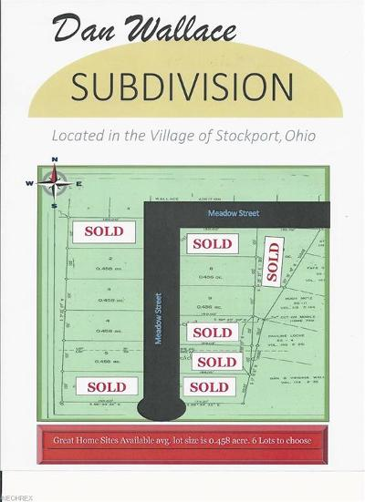 Morgan County Residential Lots & Land For Sale: Meadow St